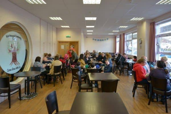 Knightswood Cafe