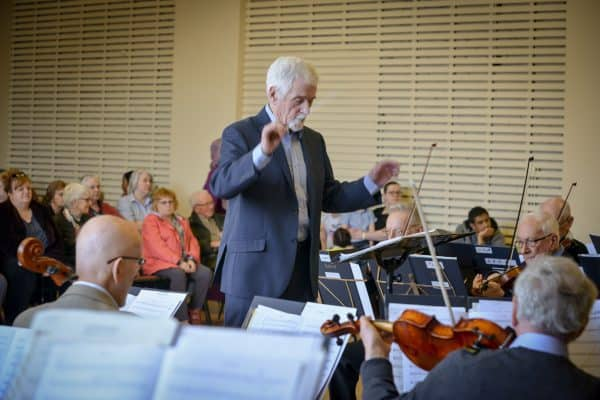 Knightswood Senior Citizens Orchestra