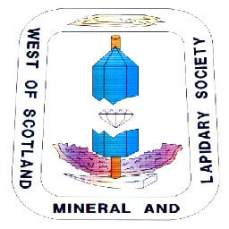 The West of Scotland Mineral and Lapidary Society logo