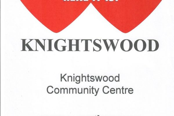 Knightswood Community Centre Give Blood