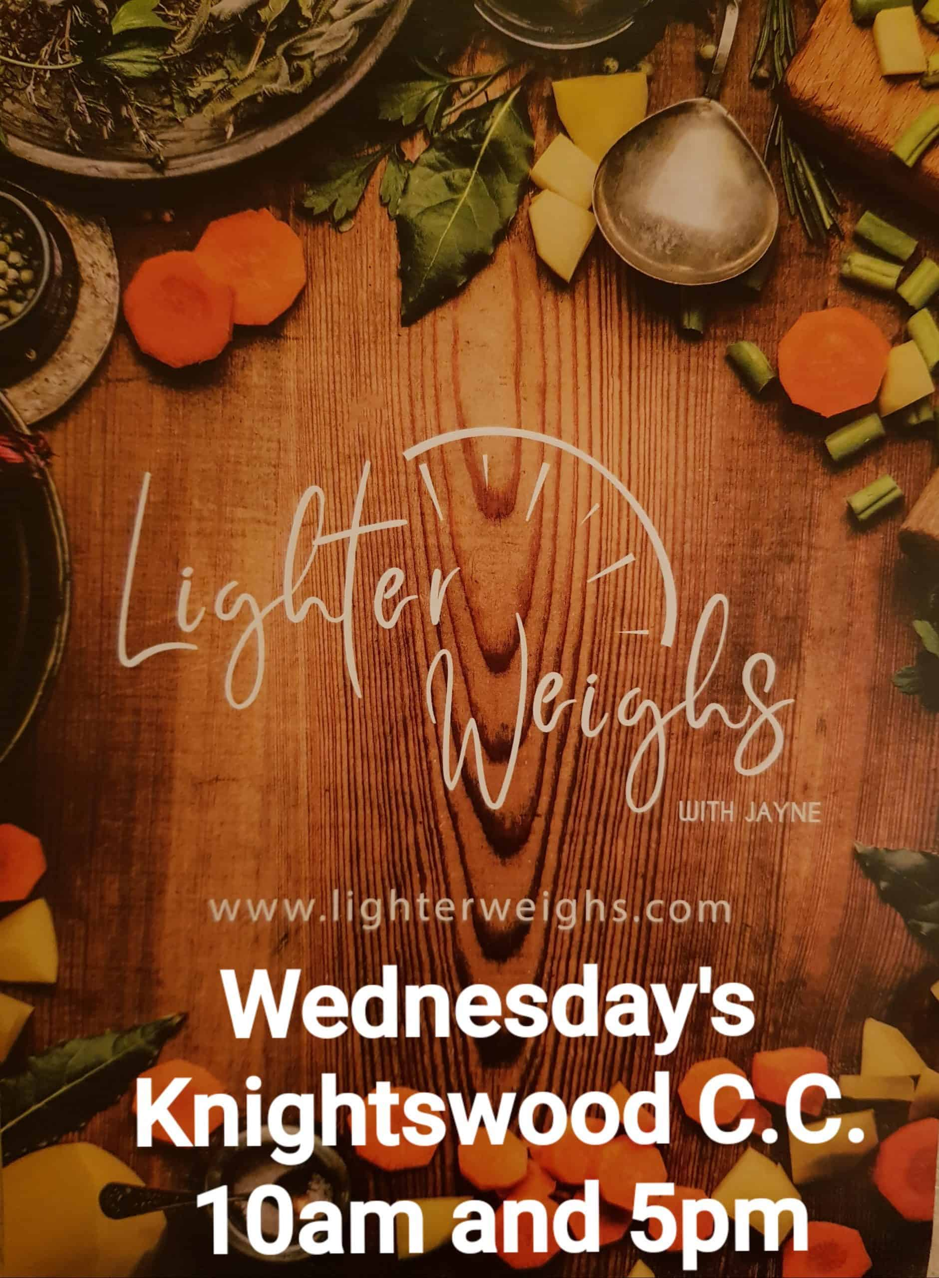 Lighter weighs with Jayne slimming club Knightswood